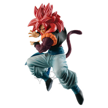 Dragon Ball GT Gogeta SSJ4 rakam colosseum scultures