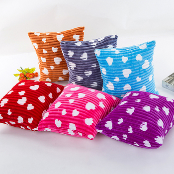 1Pcs 43*43cm Dots Pattern Throw Pillow Cushion Cover Home Decoration Sofa Bed Decor Decorative Pillowcase 40433